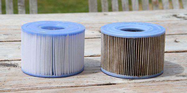Comment nettoyer la cartouche de filtration d'un spa ?
