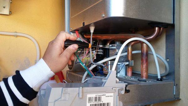 Comment installer la chaudière?