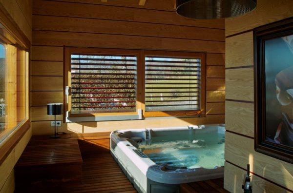 Comment aménager un spa intérieur ?